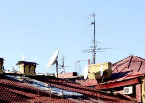 согласование установки антенн